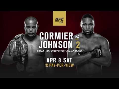 UFC 210 - Cormier vs Johnson 2